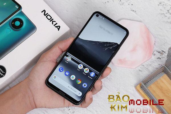 Thay mặt kính Nokia 3.4