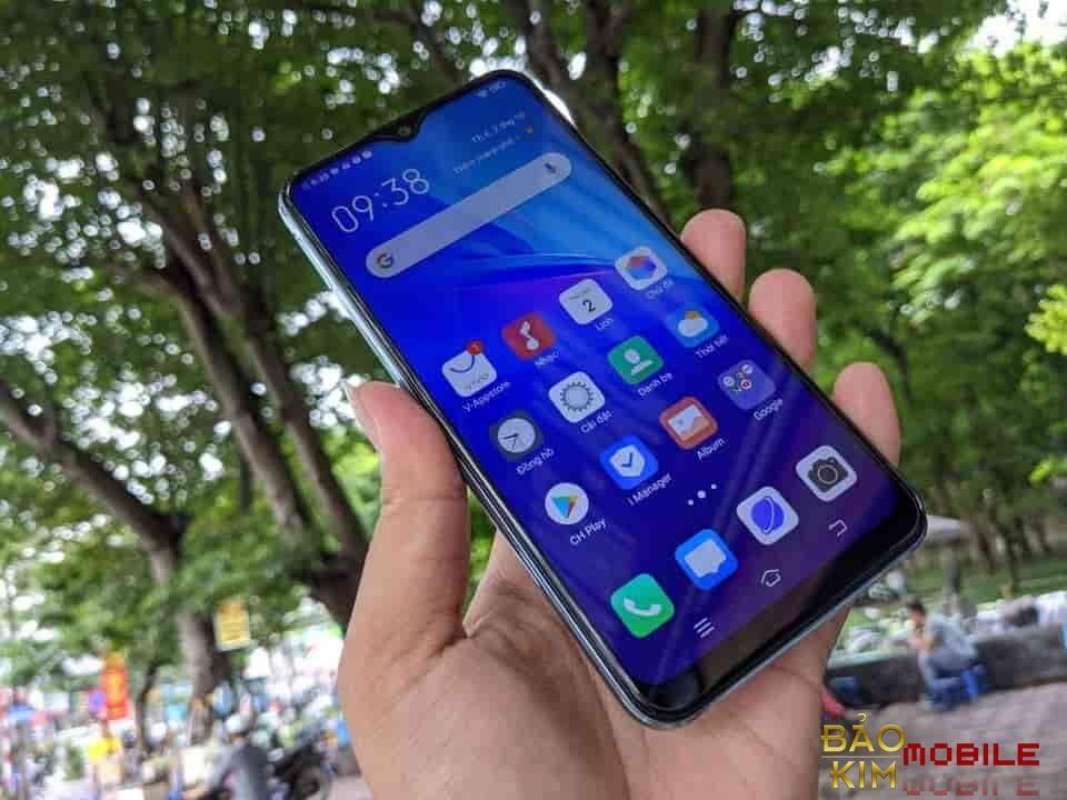 Thay mặt kính Vivo Y11 giá rẻ tại Hà Nội