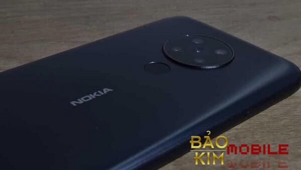 Thay pin Nokia 3.4
