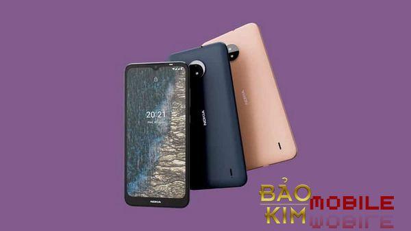 Thay pin Nokia C20