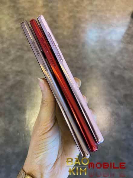 dịch vụ Hình ảnh Thay pin Samsung Note 20 Note 20 Ultra chính hãng