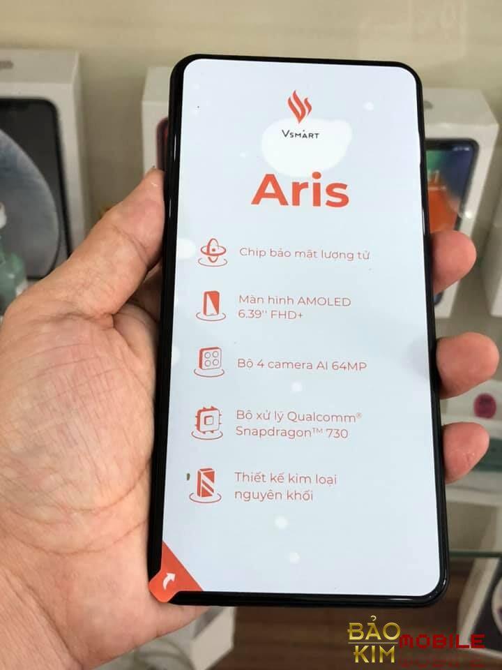 Khi đã Thay xong màn hình Vsmart Aris, Aris Pro chính hãng