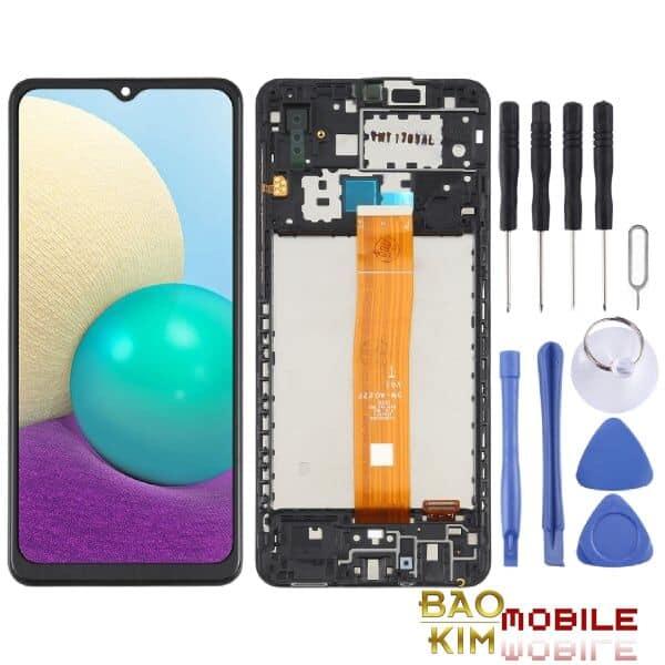 Sửa Samsung A02, A02s không lên nguồn