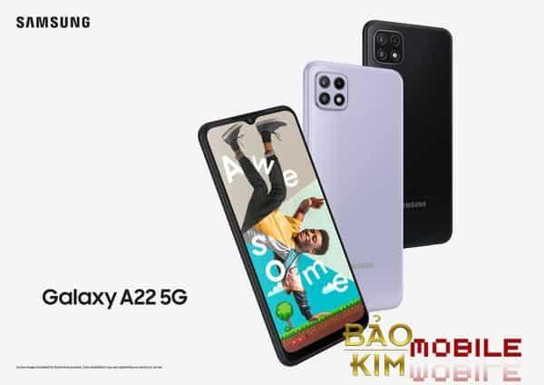 Sửa Samsung A22 mất nguồn