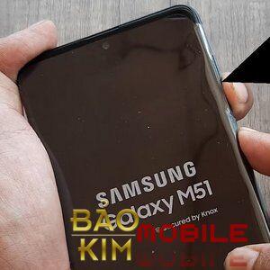 Sửa Samsung M51 mất nguồn