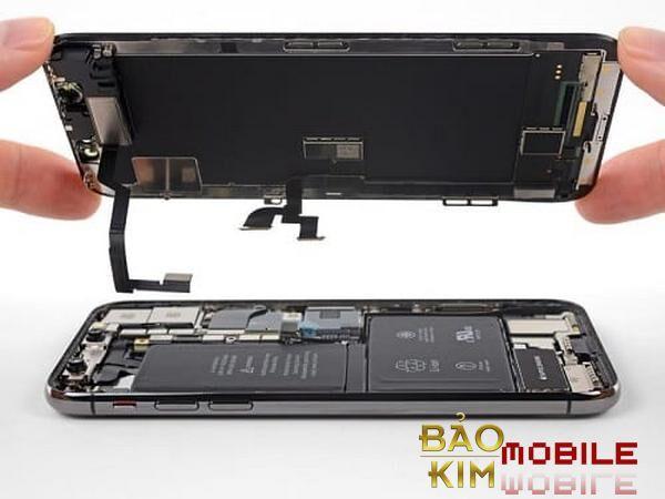 Sửa, thay IC nguồn iPhone XR mất nguồn