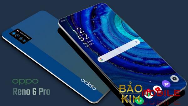 Thay màn hình Oppo Reno6