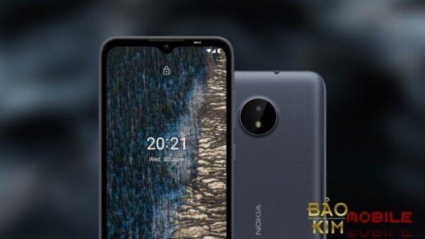 Thay mặt kính Nokia C30