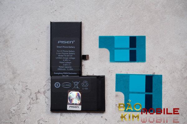 Thay pin Pisen iPhone 11, 11 Pro Max