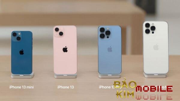 Thay mặt kính iPhone 13, iPhone 13 Mini