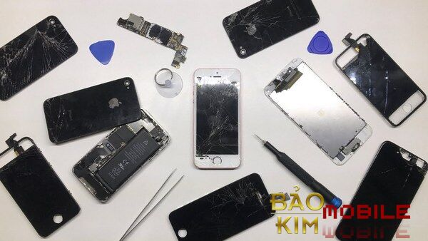 Sửa iPhone tại Nha Trang