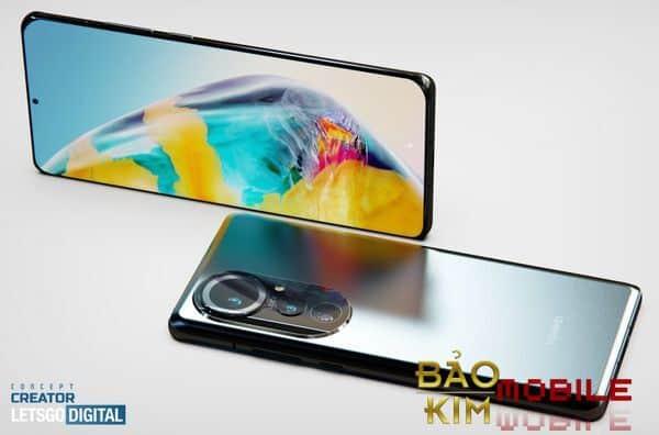 Thay màn hình Huawei P50, P50 Pro