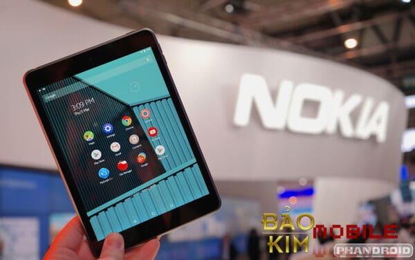 Thay màn hình Nokia T20