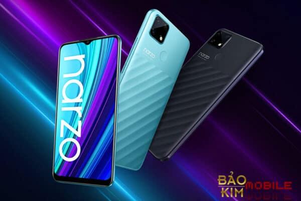 Thay màn hình Realme Narzo 30A