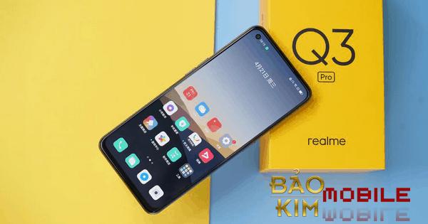 Thay màn hình Realme Q3 Pro
