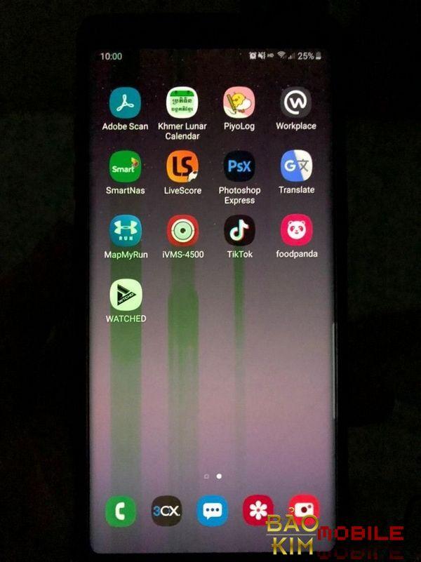 Thay màn hình Samsung Galaxy Tab S7 SE