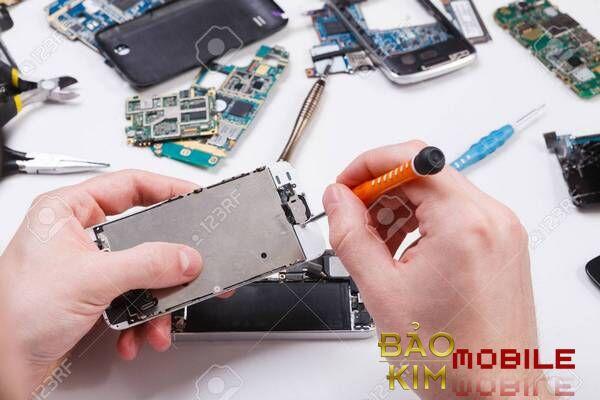 Thay màn hình Samsung M62