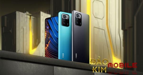 Thay màn hình Xiaomi Poco X3 GT, X3 Pro