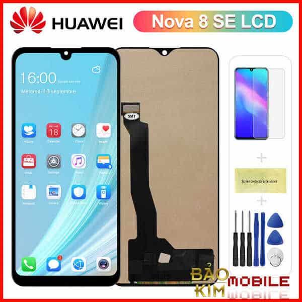 Thay mặt kính Huawei Nova 8 SE