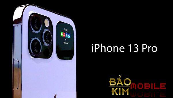 Thay mặt kính iPhone 13 Pro Max