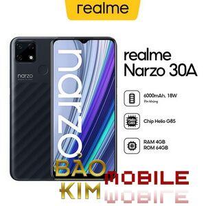 Thay mặt kính Realme Narzo 30A