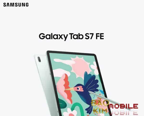 Thay mặt kính Samsung Galaxy Tab S7 SE