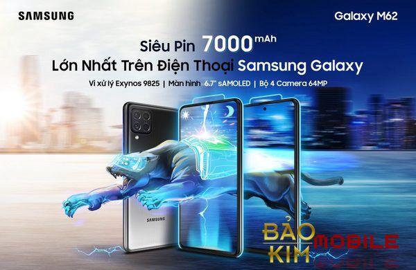 Thay mặt kính Samsung M62