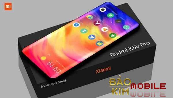 Thay mặt kính Xiaomi Redmi K50