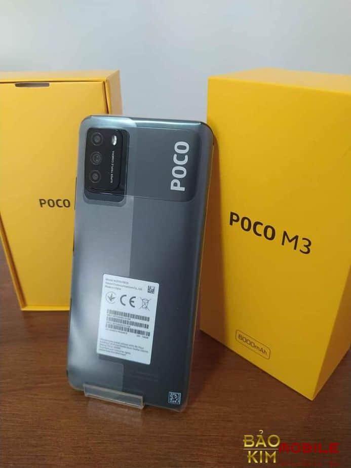 Thay mặt kính Xiaomi Poco M3 giá rẻ