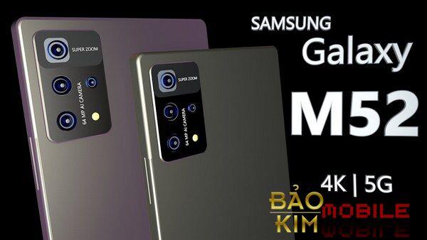 Thay chân sạc Samsung M52