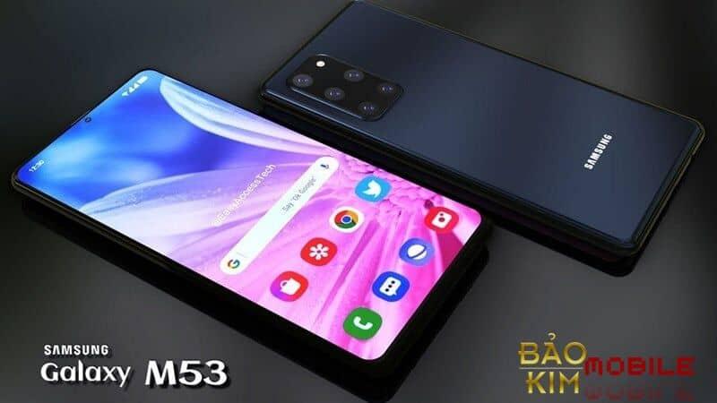 Thay chân sạc Samsung Galaxy M53