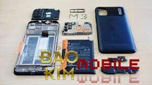 Thay chân sạc Xiaomi Poco M3