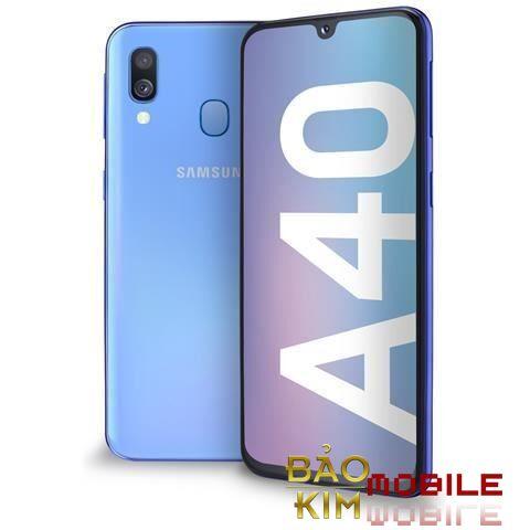 Sửa, thay IC nguồn Samsung A40
