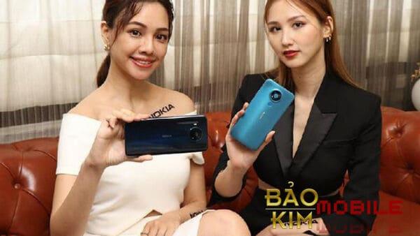 Thay màn hình Nokia X100