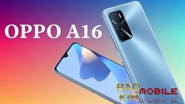 Thay màn hình Oppo A16
