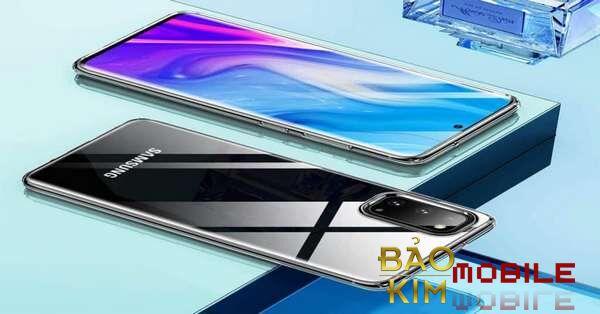 Thay màn hình Samsung M52