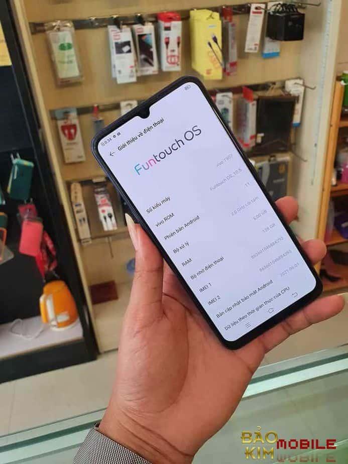 Thay màn hình Vivo S1, S1 Pro