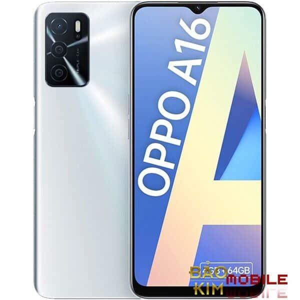 Thay mặt kính Oppo A16
