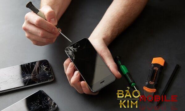Thay mặt kính Xiaomi Redmi 10