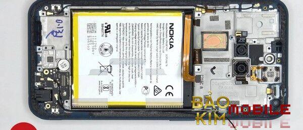 Thay pin Nokia XR20