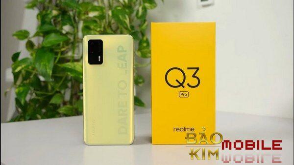 Thay pin Realme Q3 Pro