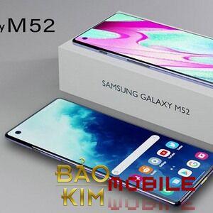 Thay pin Samsung M52