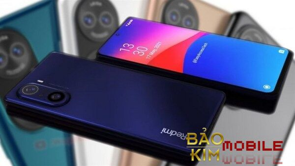 Thay pin Xiaomi Redmi K50